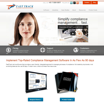 Click here for the Fast Track AUS Pty Ltd case study