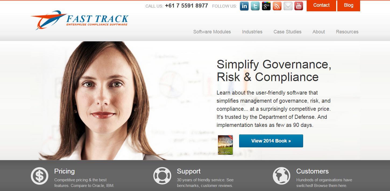 Click to visit fasttrack365.com