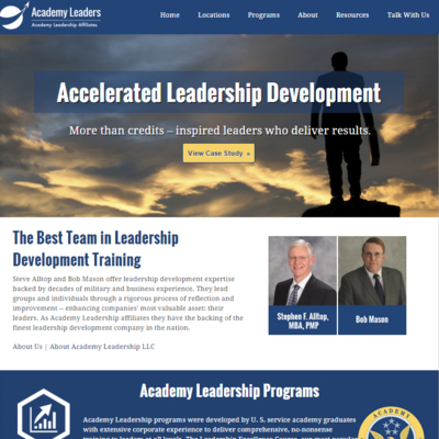 Click here to view the Academy Leaders case study
