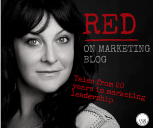 Tales from 20 years in marketing leadership