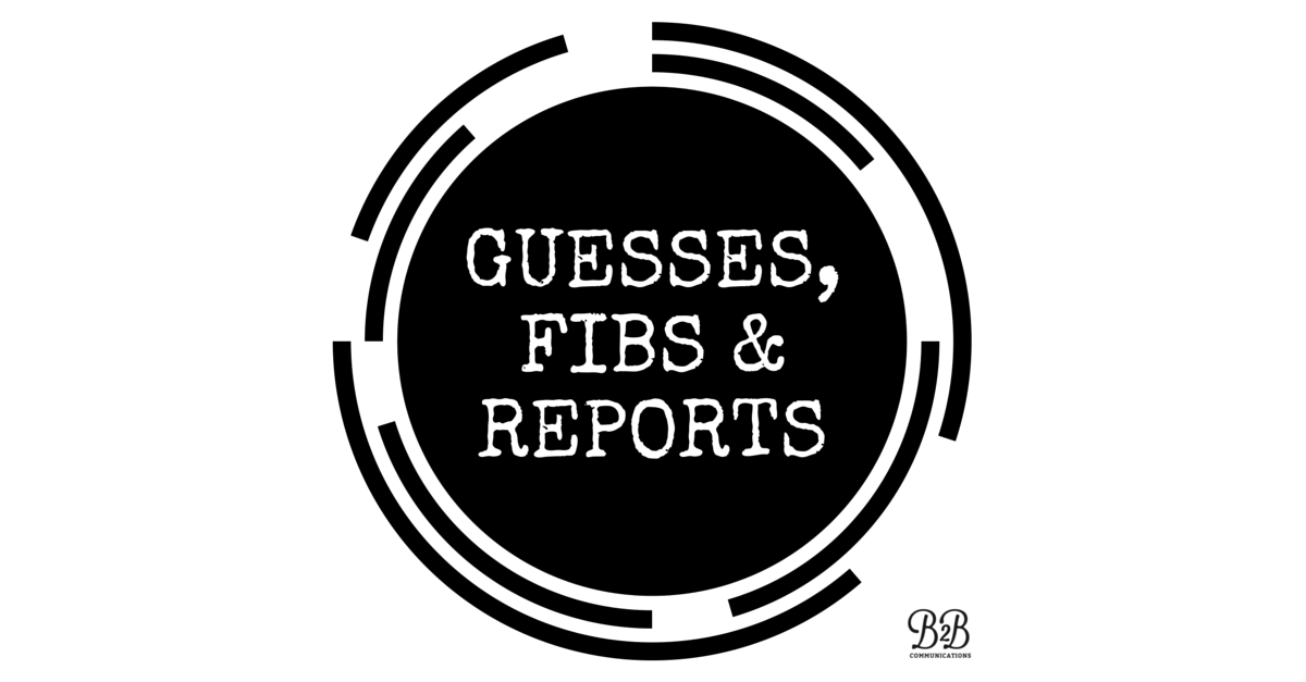 Guesses, Fibs, & Reports: The 2 glaring problems with end-of-month reporting